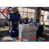 Cast Iron Sawdust Chips Scrap Metal Briquetting Press Machine Hydraulic Press Briquetter Machine Machine