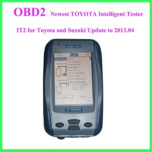 China Newest TOYOTA Intelligent Tester IT2 for Toyota and Suzuki Update to 2013.04 on sale