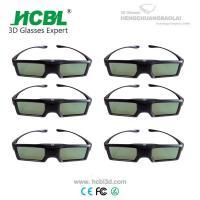 China Universal Active 3D Eyewear BT 3D Shutter Glasses For Sharp / Changhong / Skyworth / Konka on sale
