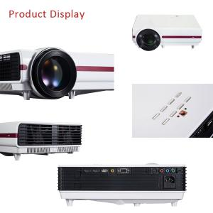 China Digital 1280x800 Projector Built In Android 4.4 , Wifi High Lumen Portable Projector on sale