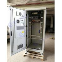 China Waterproof Power Supply Cabinet IP55 Anti Corrosion Thermal Insulated For Air Conditioner Equipment on sale