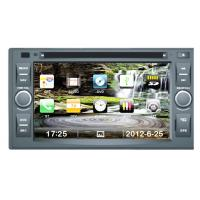 Digital A2DP Car Stereo Automobile DVD Players With Sirf Star III GPS