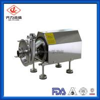 China Liquid Transfer Sanitary Centrifugal Pump  Compact Structure Small Sanitary Pump on sale