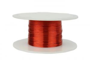 China Enamelled Copper Wire Highly Heat Resistant For Electric Motor Winding on sale