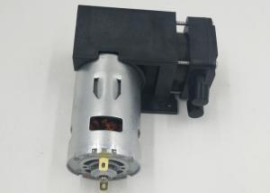 China Electric DC Diaphragm Pump , High Pressure Piston Pump Air / Vacuum Usage on sale
