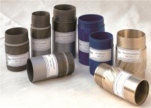 China Natural Synthetic Diamond Core Drilling Tools Reaming Shell DCDMA Standard Thread on sale