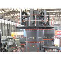 Automatic Control Ultra Fine Vertical Roller Mill 1200mm Wheel Diameter 3 Set Roll