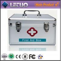 2015 new products eva tool case portable aluminum tool box first-aid kit
