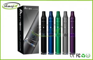 China green Purple 350mah RX Ago Atmos Vaporizer Kit G5 Smoking , Mini Ago Vaporizer 105mm * 14mm on sale
