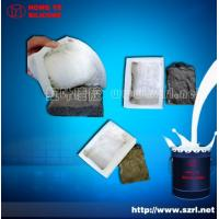 China Silicone rubber for concrete molds on sale