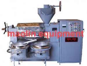 China Edible oil press machine supplier