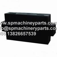 China suppliers wholesale passenger lift outdoor residential elevators parts cement counter weight 27KG on sale