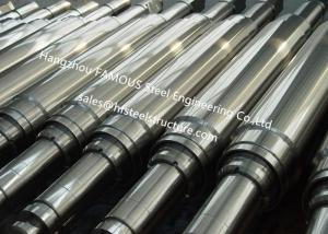 China High Wear Resistance Working Rolls For Finishing Machines Anti Rust Alloy Steel Roller With ASTM Standard on sale