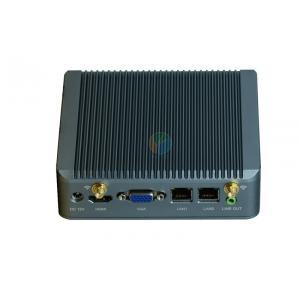 China RJ45 Ethernet VIA Nano Mini PC USB3.0 Net Office Computer , WiFi 3G intel j1900 quad core on sale