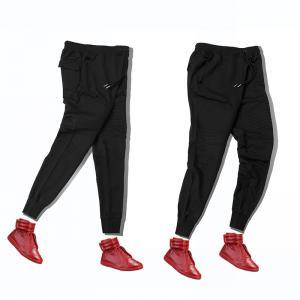 China Mens Pants for Sports Hot Sale Summer Shorts Jogger Pants Black on sale