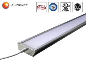 China 1500MM 60W 6000LM Tri Proof Fixture , Energy Saving SMD2835 LED Tri Proof Lamp on sale