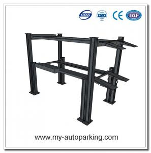 4 Post Car Lift/Four-Post Lift Used/Used 4 Post Car Lift for Sale