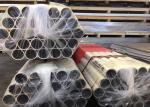 6063 T6 Seamless Standard Aluminum Extrusions / Extruded Aluminum Tube 82mm Diameter