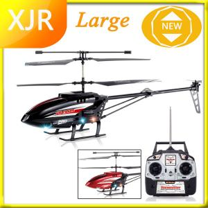 China Kids toy radios Newest 500MM 3.5 CH High Quality helicopter rc with Gyro+Color on sale