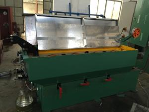 China High Speed 2000mpm Intermediate Wire Drawing Machine 17DST With Annealing Machine on sale