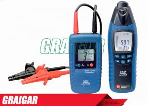 China Cable Locator CEM LA -1012 Electrical Instruments Tracing Cables In Walls And Underground Fault on sale
