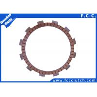 China Suzuki Motorcycle Clutch Plate / Inazuma 250 21442-48G00-000​ Clutch Driven Plate on sale