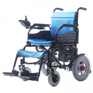 China 24V 20Ah Battery Powered Wheelchair Intelligent Controlled 1140X640X935 mm on sale