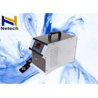 Digital Control O3 Water Systems / Home Ozone Machine With Corona Discharge