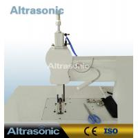 High Speed Seamless Quilting And Sealing Machine With Ultrasonic Solutions