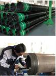 Oil Production Casing Tube H -40 J55 K55 L80 N80 C90 C110 Raw Material