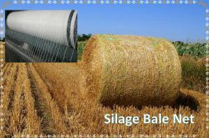 China Silage Bale Wrap  Netting Bundle of Grass Netting Hay Warp Netting on sale