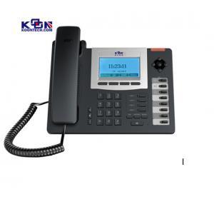 China Téléphones de bureau d'IP de rappel/téléphone automatiques PETITE GORGÉE de VOIP, clés douces programmables on sale