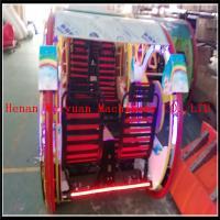 high quality 2 wheel amusement park electric car le bar car happy car 2016 best selling item