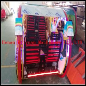China high quality 2 wheel amusement park electric car le bar car happy car 2016 best selling item on sale