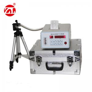 China LED Display Dust Laser Particle Counter With Semiconductor Laser Sensor on sale