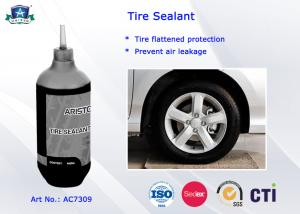 China Liquid Coating Auto Care Products Tire Repair Spray and Tire Inflator OEM Tire Sealant 400ml on sale