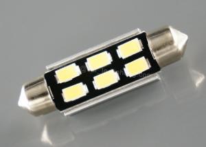 China 6LEDs Lights For Car Dome Lights , White Led Dome Lights On Vehicle on sale