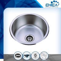 Basin/Single bowl sink/Round sink/stainless steel kitchen sink