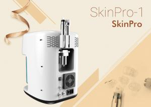 Quality Water Peel Diamond Microdermabrasion Vacuum Machine With Multipolar RF Handle for sale