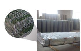 China Concrete Reinforcement Wire Mesh Panel on sale