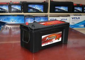 China Sealed maintenance free Vehicle battery 12v 150ah car battery on sale