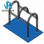 Manufacturer of Exhibition Truss - Exhibit Booth Design Stage Truss, Car Exhibition Truss