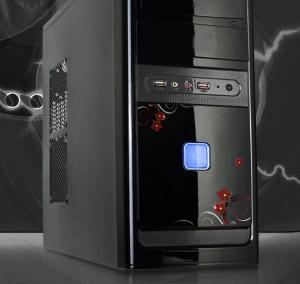 China desktop pc case with stable structure on sale
