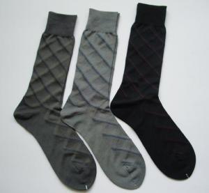 China Men's Dress Socks (MN-013) on sale