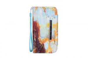 China Image Customized Samsung S8 Phone Case , Anti Shatter Samsung S8 Wallet Case on sale