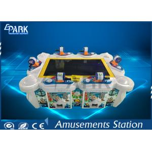 China 6 Players Indoor Amusement Funny Fishing Arcade Game Machine 280w on sale