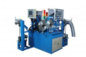 China 600mm Aluminum duct forming Machine / 7KW Metal Sheet Machines on sale