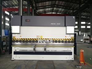 China Hydraulic Press Brake Machine with NC System on sale