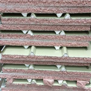 China economical and pratical 50mm color steel TPS roof panel roofing price list philippines on sale
