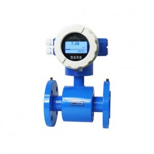 China China electromagnetic flow meter suppliers water flow meter on sale